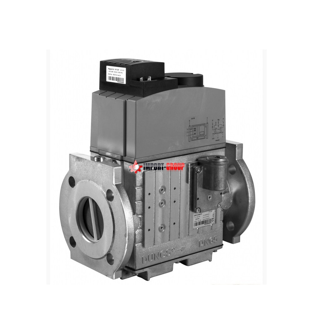 Клапан магнитный DMV 525/12 220-240 В