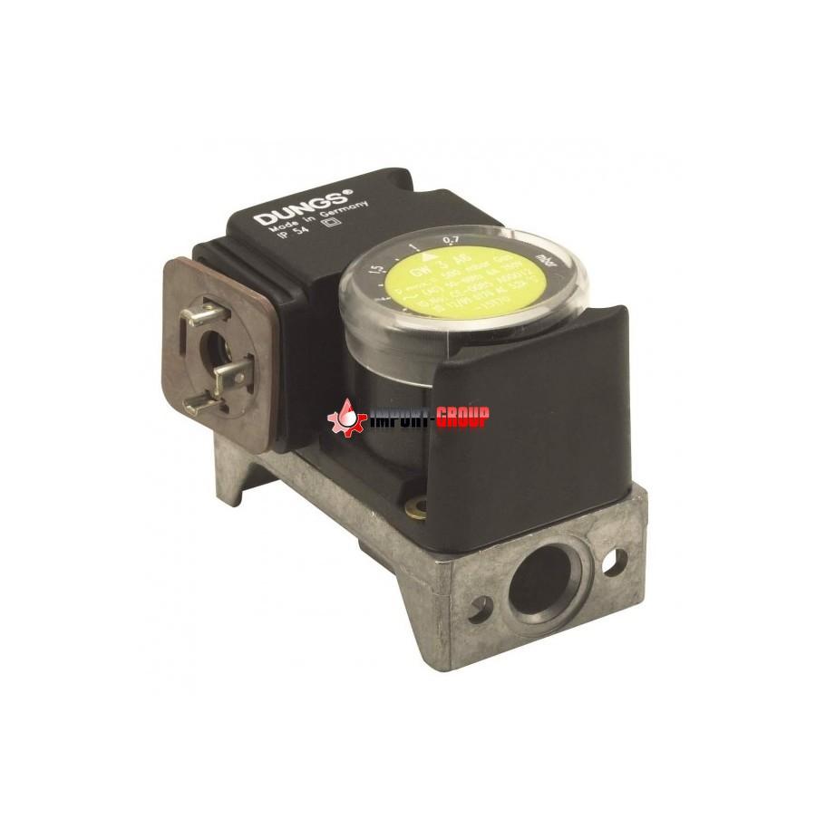 Реле максимального давления газа GW 500 A6/1 дополнит. DMV фланцевого исполнения с W-FM
