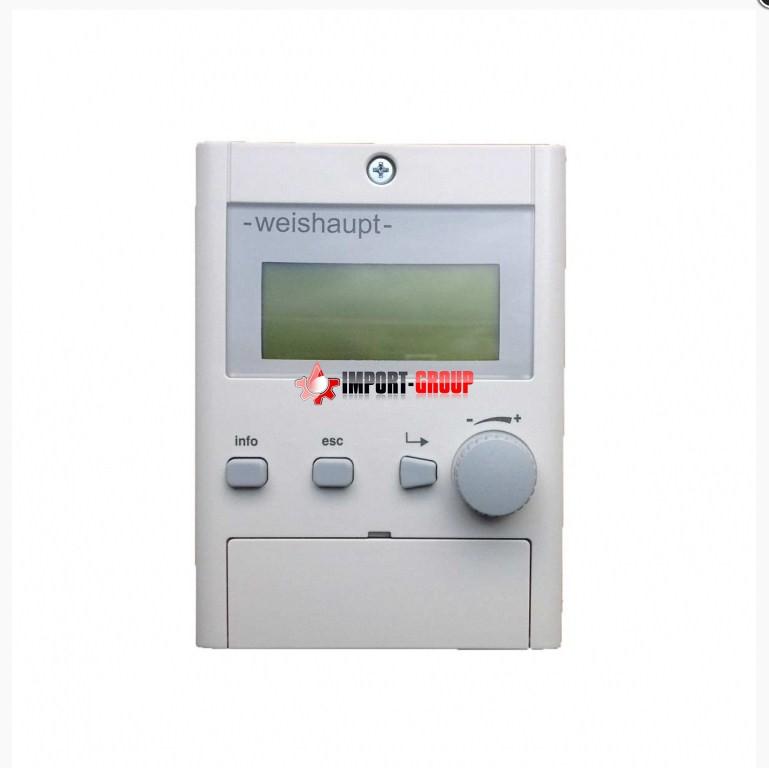Блок управления и индикации (БУИ) с меню на русском языке для W-FM 100/200