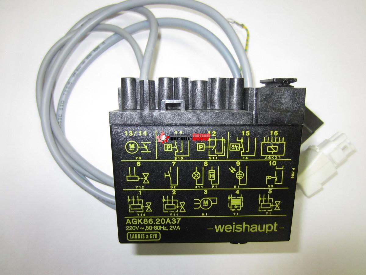 Консоль соединительная AGK 86.20 для WGL30- A