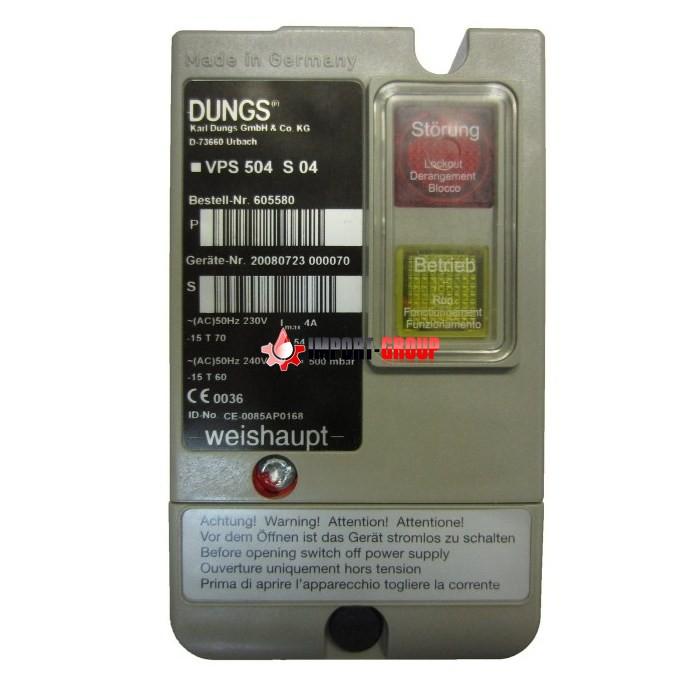 Блок контроля герметичности VPS 504