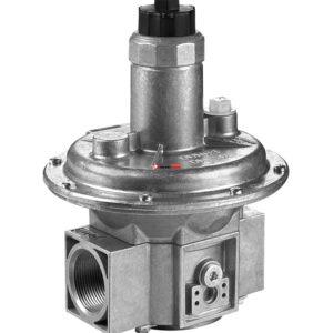 Регулятор давления газа FRS 5040 DN 40 PN 16 с пружиной и соединительными деталями
