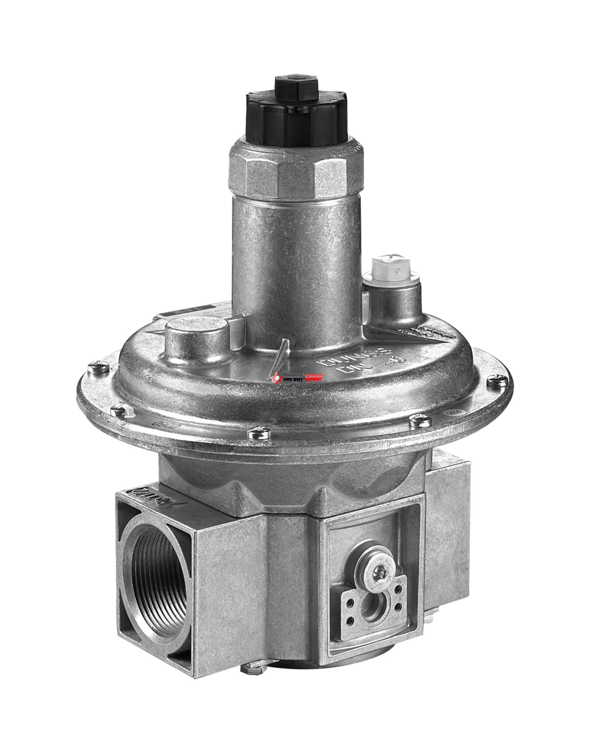 Регулятор давления газа FRS 5150 DN 150 PN 16 с пружиной и соединительными деталями