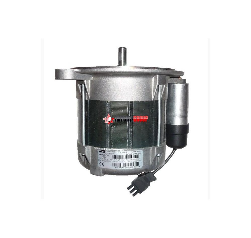 Двигатель ECK 05/A-2, 230 В, 50 Гц WL30, WG30 IP21 с конденсатором и кабелем