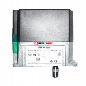 Сервопривод SQM 48.697 A9 WH, 35 Нм с пылезащитой, без резьбового кабельного соединения