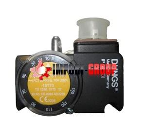 Реле давления газа GW150 A5/1 5-150 мбар DMV 503- 5125, со штекерным подключением