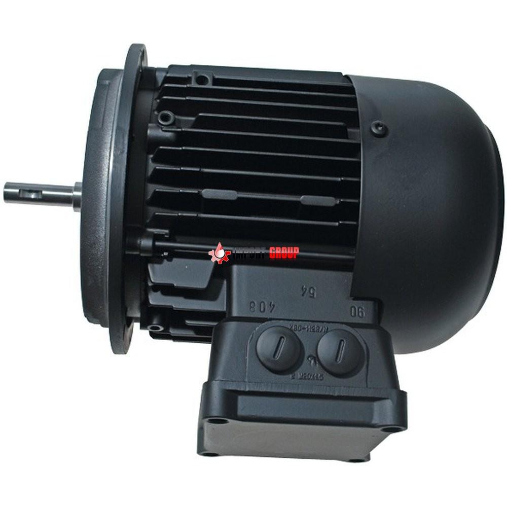 Двигатель тип D132/120-2 C 400 В, 50 Гц, 2800 об/мин для горелок 50/1